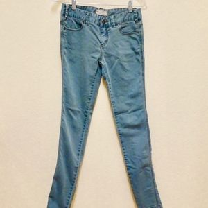 Free People Denim Skinny Jeans